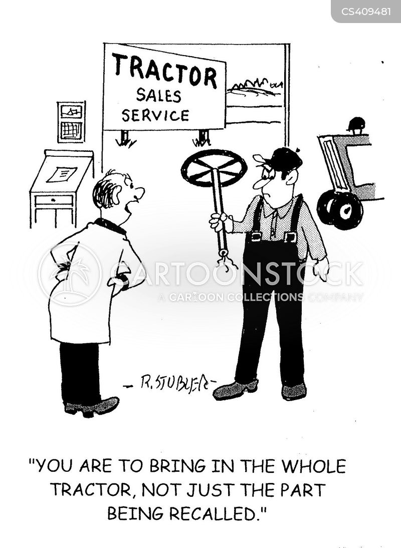 Farm Vehicle Cartoons And Comics Funny Pictures From