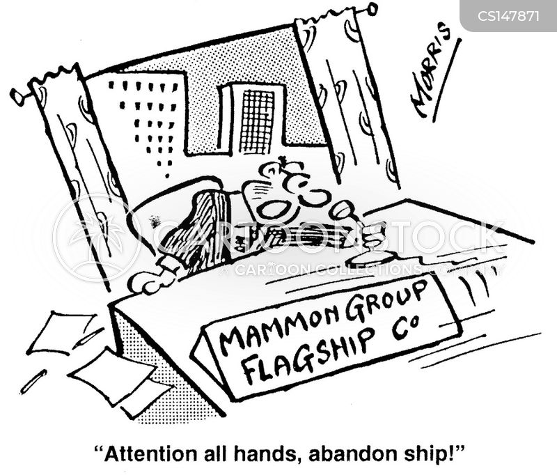 flagship cartoon
