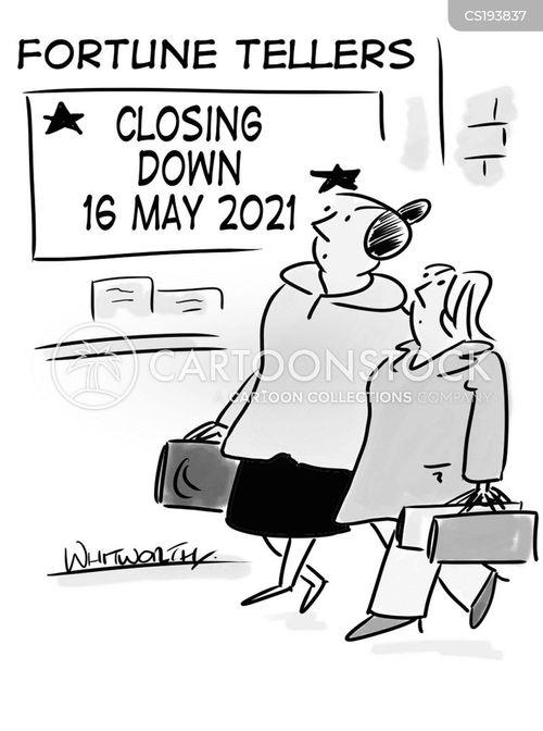diviners cartoon