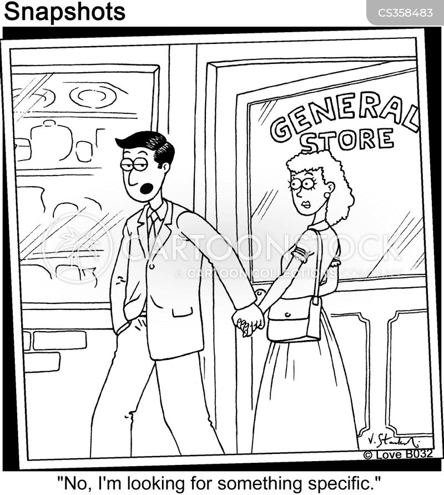 general stores cartoon