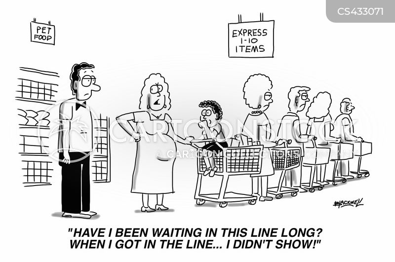 Queuing Up cartoons, Queuing Up cartoon, funny, Queuing Up picture, Queuing Up pictures, Queuing Up image, Queuing Up images, Queuing Up illustration, Queuing Up illustrations