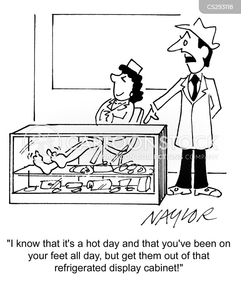 too hot cartoon