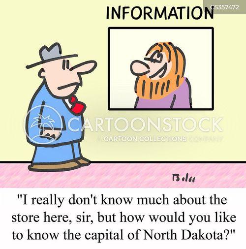 informative cartoon