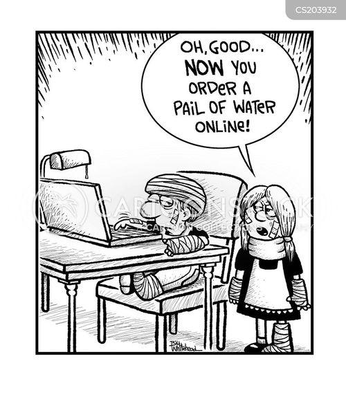 Comic shop online
