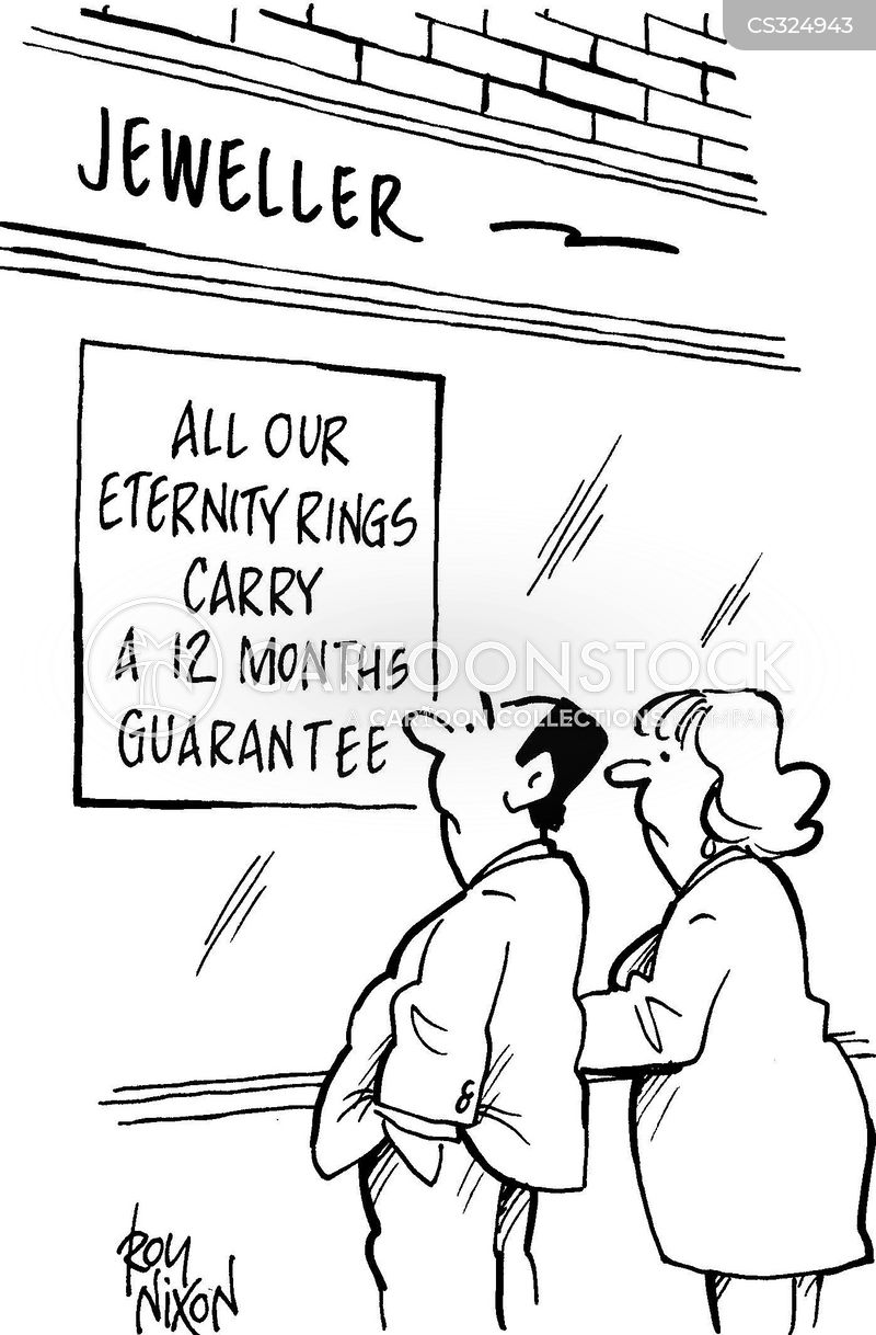 eternity rings cartoon