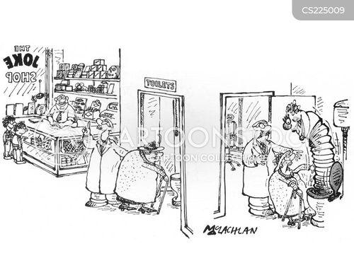 bog cartoon