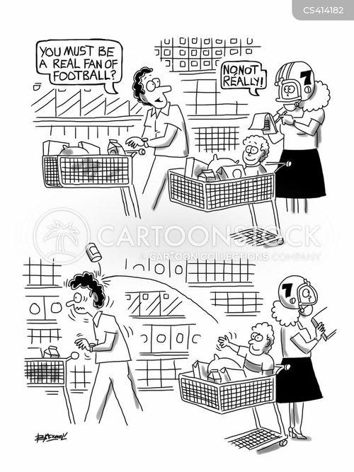 naughty behaviour cartoon