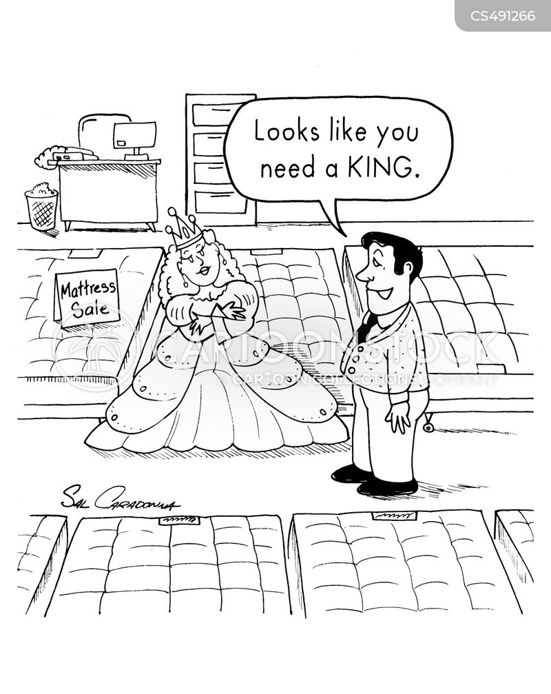 king size cartoon