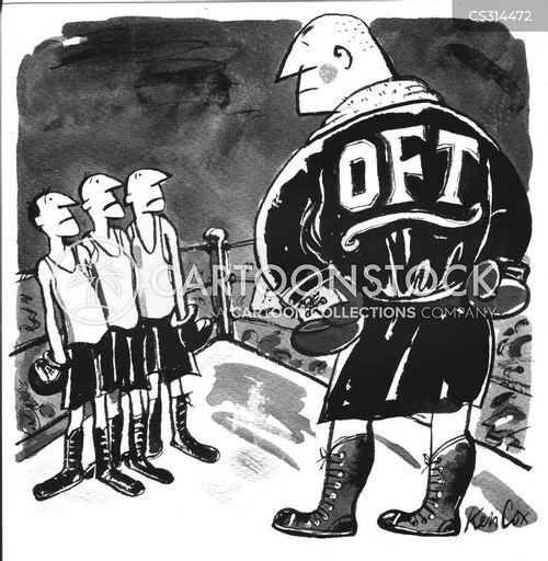 office of fair trading cartoon