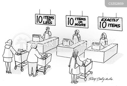item cartoon