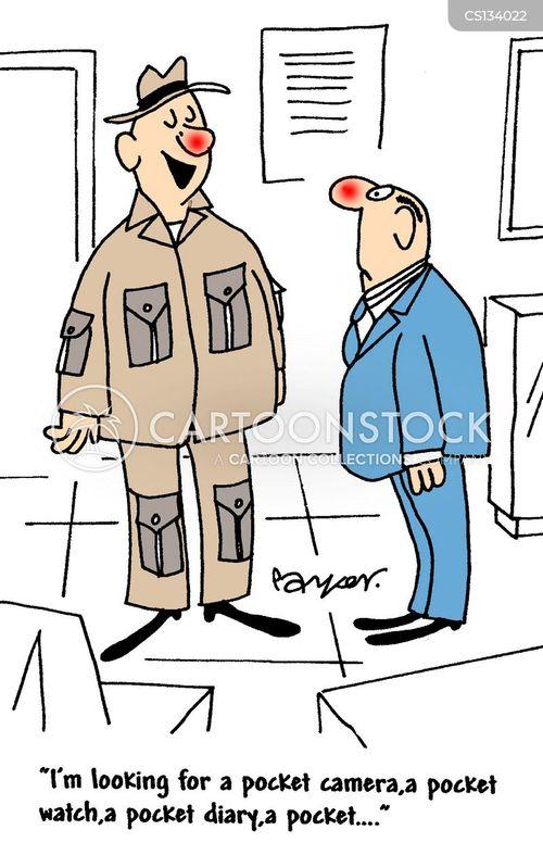 pocket watches cartoon