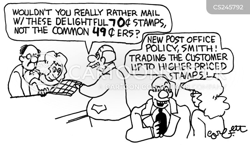 second class cartoon