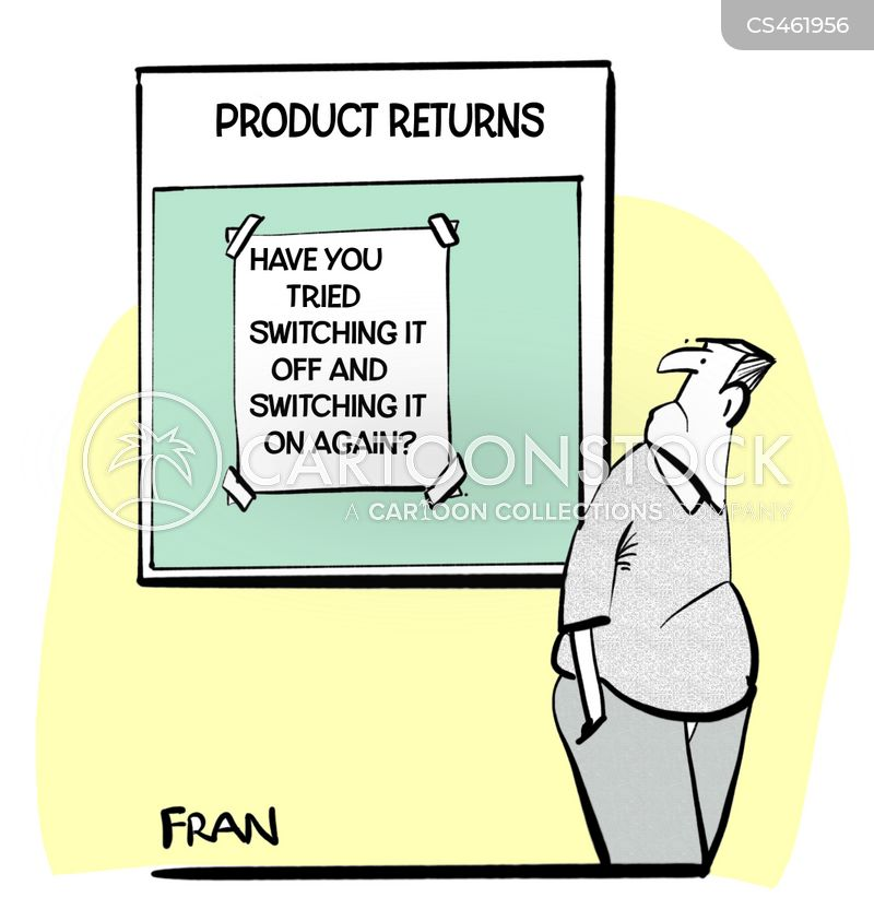 Product Return cartoons, Product Return cartoon, funny, Product Return picture, Product Return pictures, Product Return image, Product Return images, Product Return illustration, Product Return illustrations