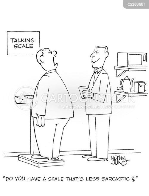 retail sale cartoon