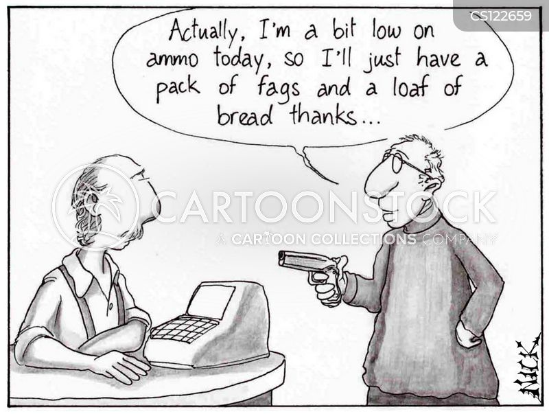 ammo cartoon