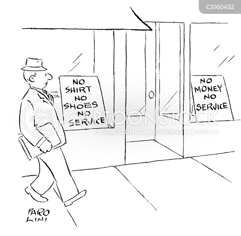 management rule cartoon