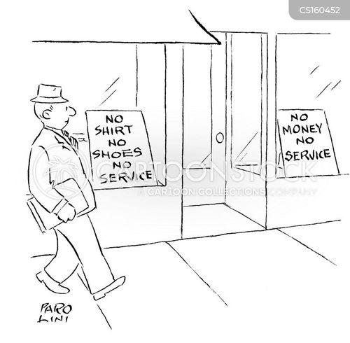 management rules cartoon