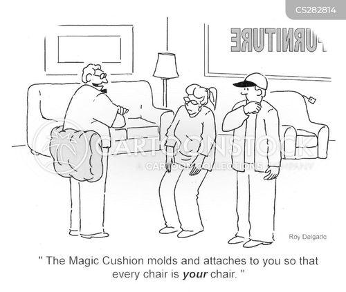 home comforts cartoon