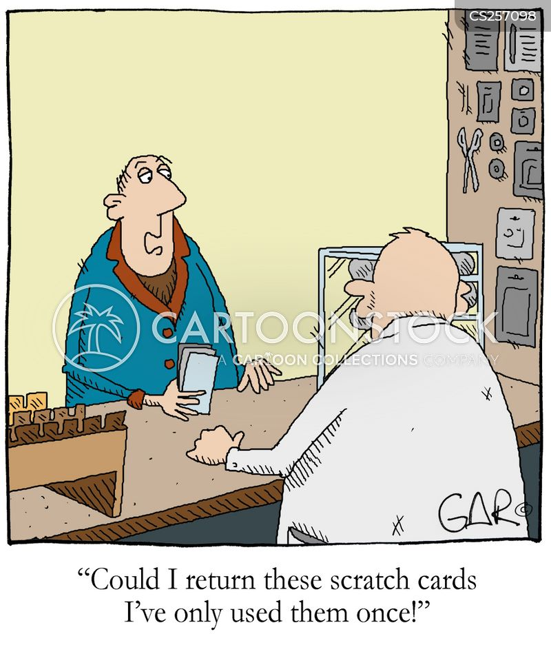 shop keeper cartoon