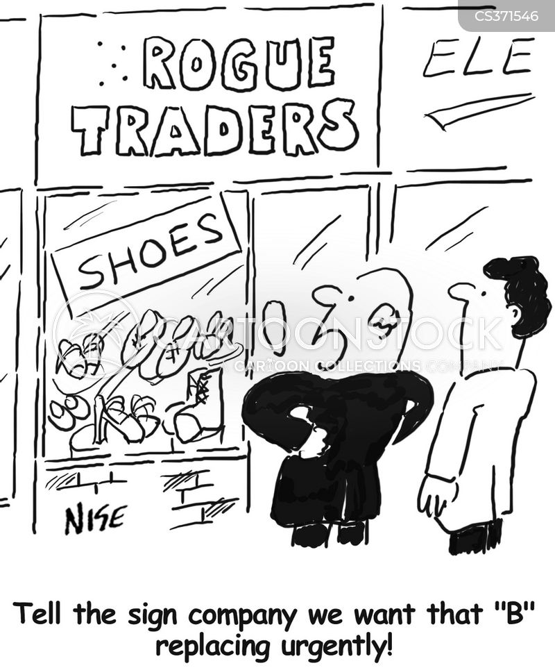 brogues cartoon
