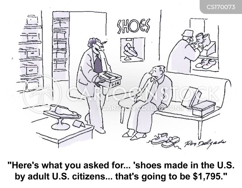 Shoe Stores cartoons, Shoe Stores cartoon, funny, Shoe Stores picture, Shoe Stores pictures, Shoe Stores image, Shoe Stores images, Shoe Stores illustration, Shoe Stores illustrations