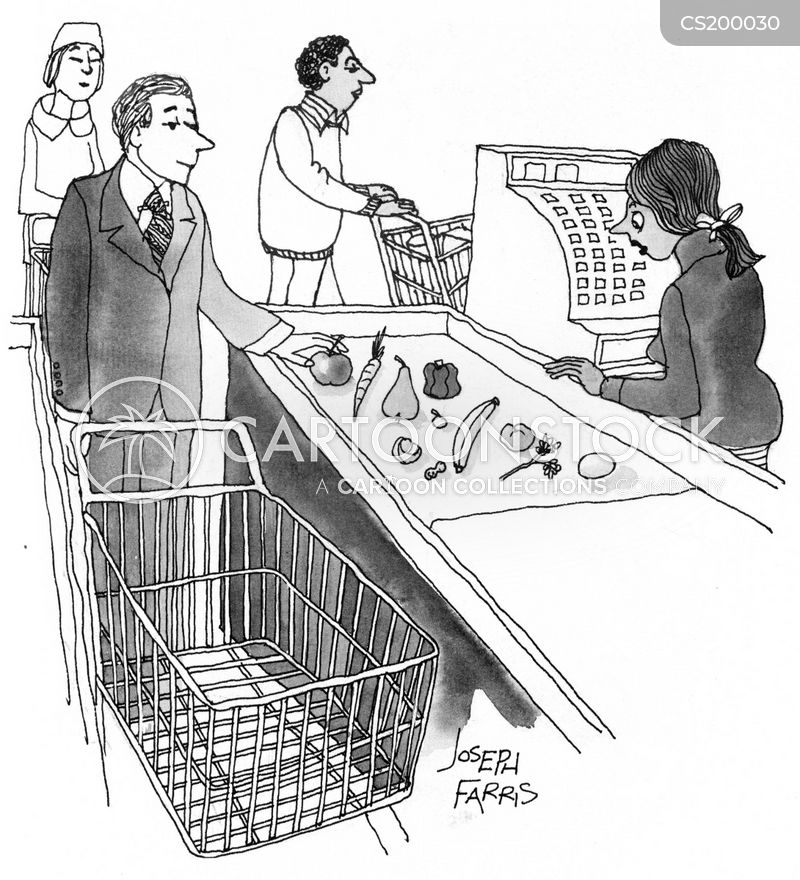 fruit and veg cartoon