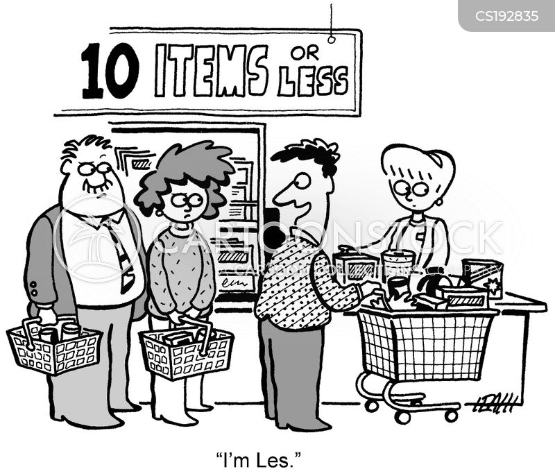 items cartoon