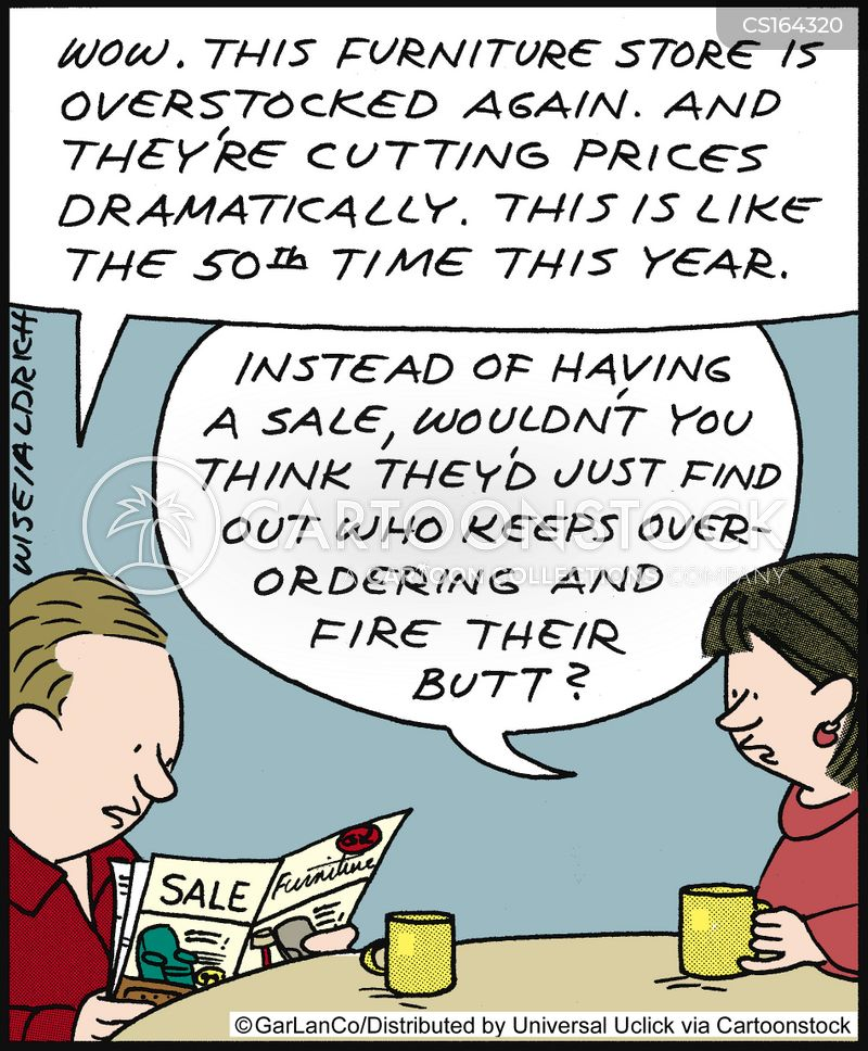 reduction cartoon