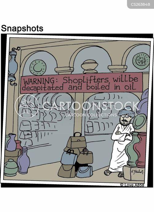 lifters cartoon