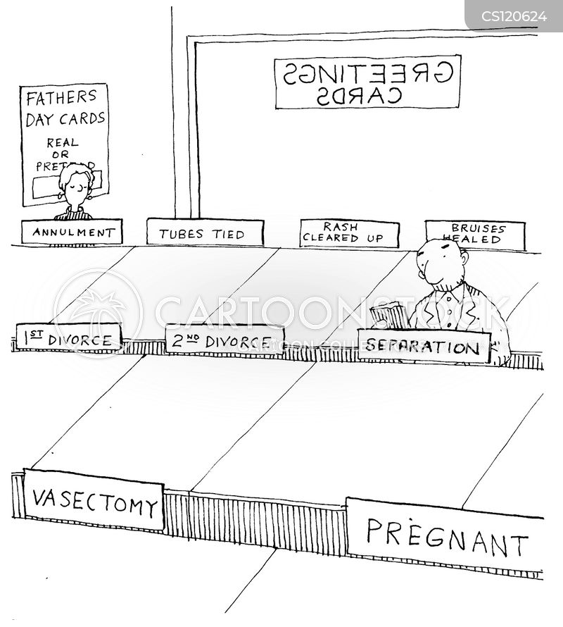 annulment cartoon