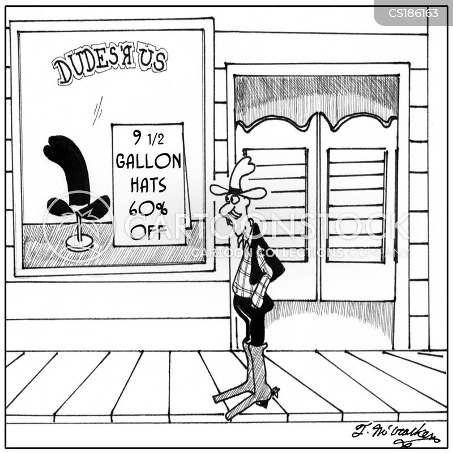 factory shop cartoon