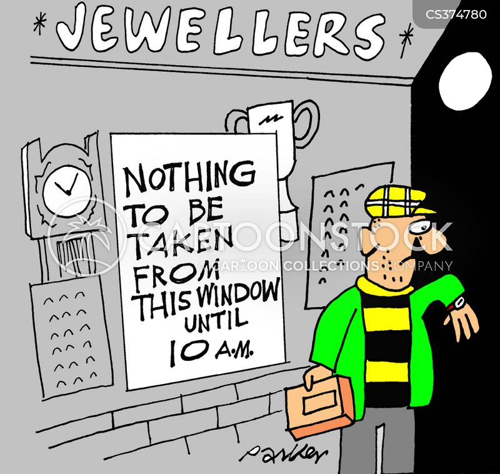 jewelleries cartoon