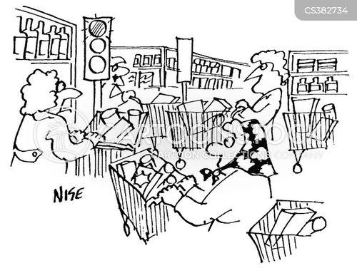 traffic-light cartoon