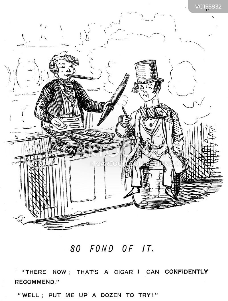 Tobacconist cartoons, Tobacconist cartoon, funny, Tobacconist picture, Tobacconist pictures, Tobacconist image, Tobacconist images, Tobacconist illustration, Tobacconist illustrations