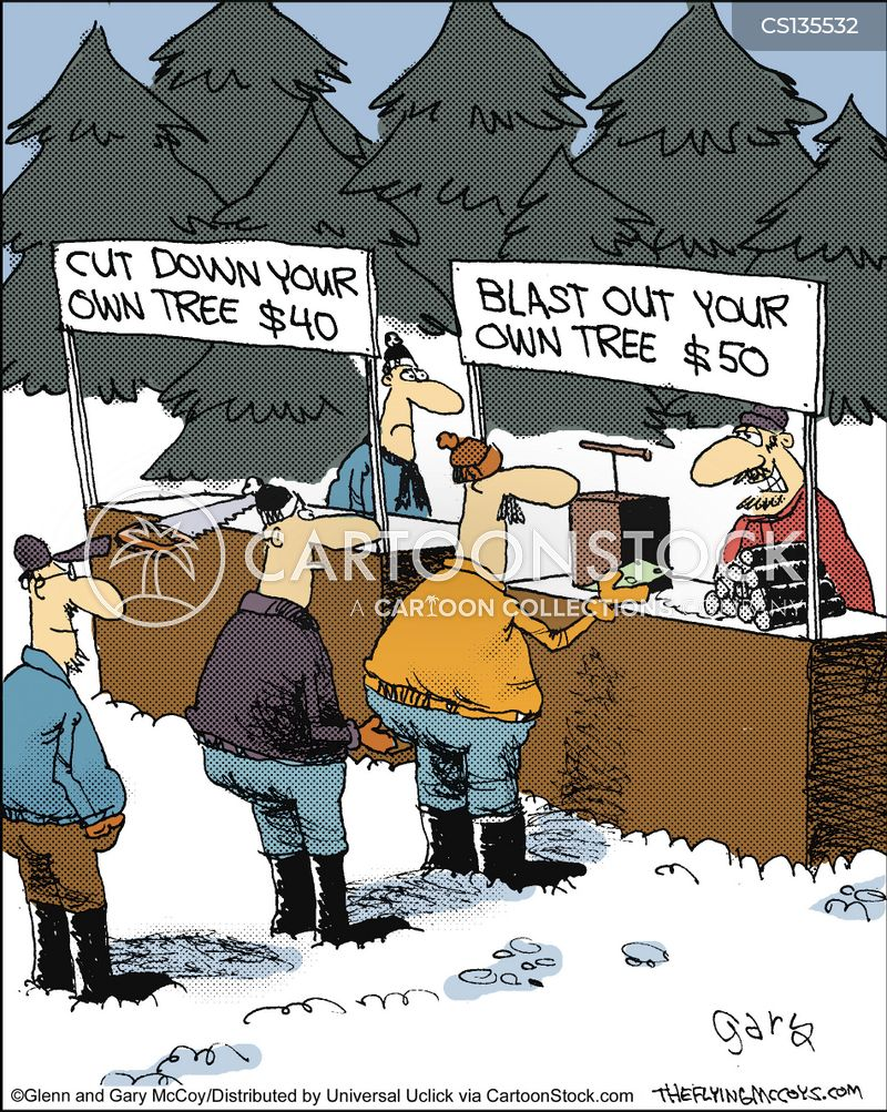 Lumberjacks Cartoons And Comics Funny Pictures From