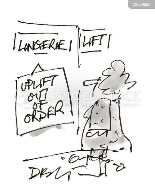 lifted cartoon