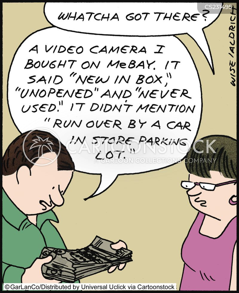 video camera cartoon