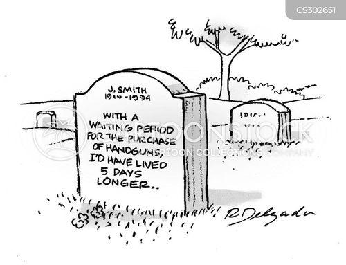 waiting period cartoon
