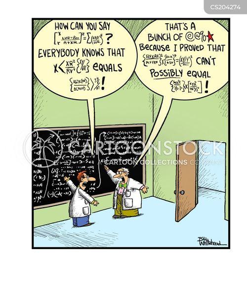 quarrel cartoon