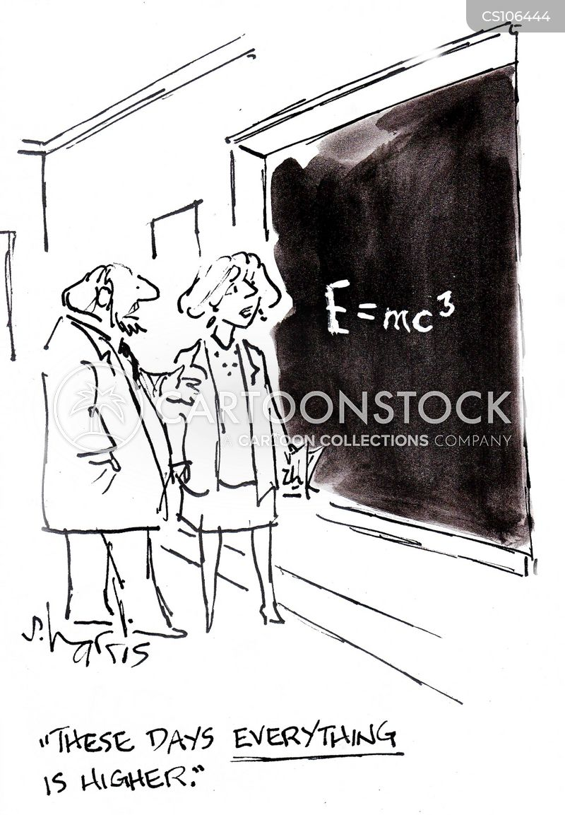 lab experiment cartoon