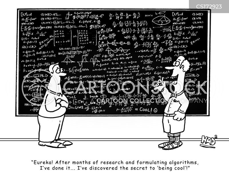 calculate cartoon