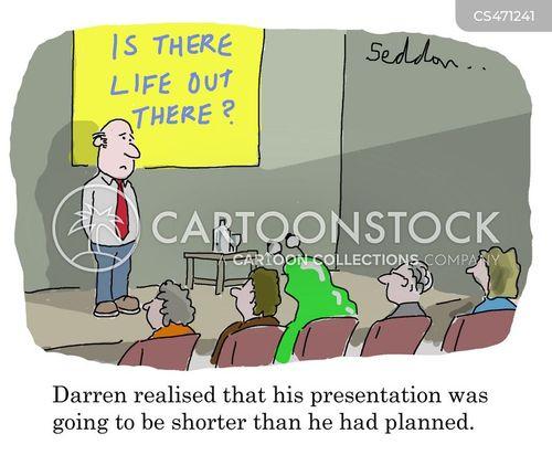 slideshow cartoon