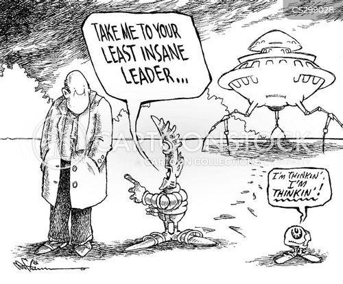 demanded cartoon