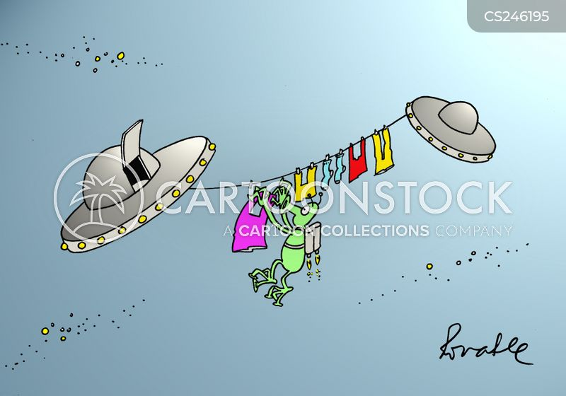 space craft cartoon