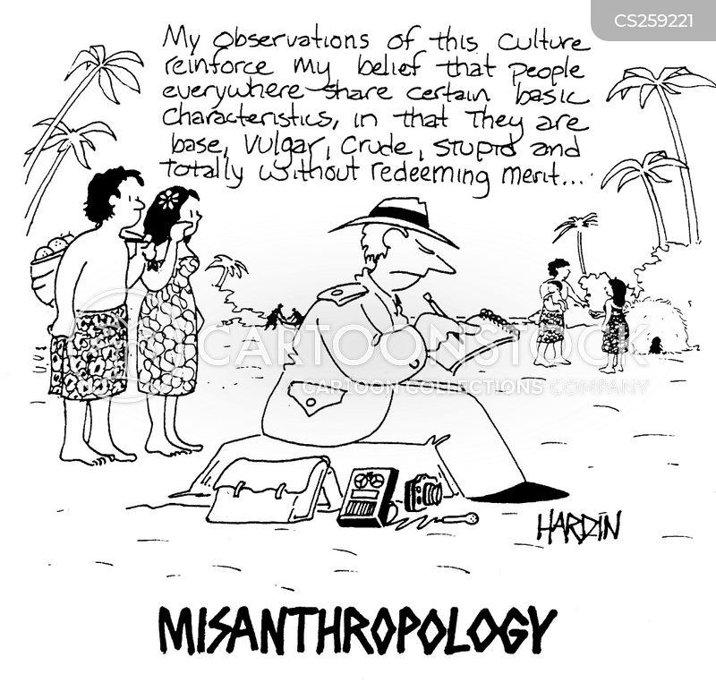 Anthropologists Cartoons And Comics Funny Pictures From