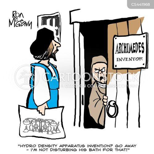 housekeeper cartoon