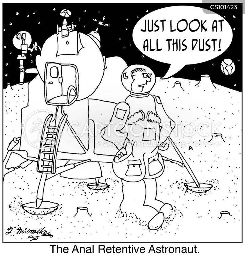 apollo program cartoon
