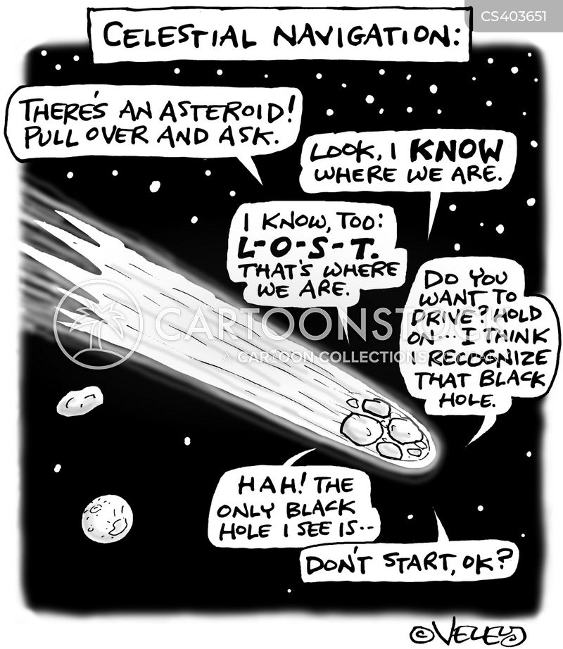 Shooting Stars Cartoons And Comics Funny Pictures From Cartoonstock