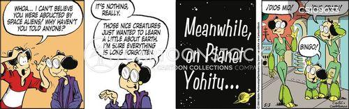 abduction story cartoon