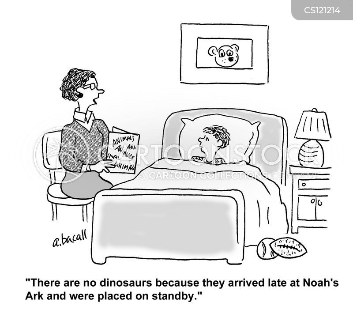 explantions cartoon